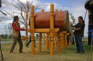 Барабанный марафон пройдет в столице Якутии, в рамках фестиваля « Эллэйада»
