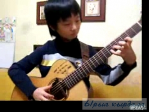 "Sungha Jung - The Beatles ""Come Together"""