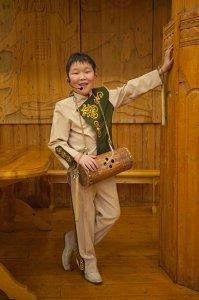 Ансамбль «Урдэл» прошел первый этап детского «Евровидения 2011»