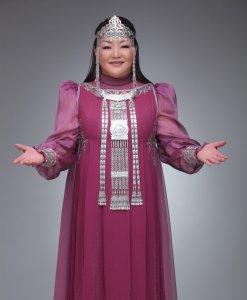 Екатерина Егорова - интеллект якутской эстрады